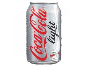 Dryck coca-cola light