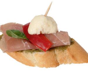 Snittar Italiensk